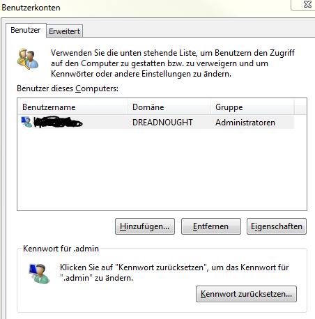 Server 2008R2 Autologon