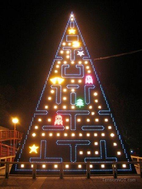 Christmas-Geek-Tree