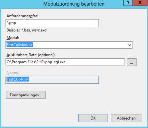 iis-php-handlerzuordnung