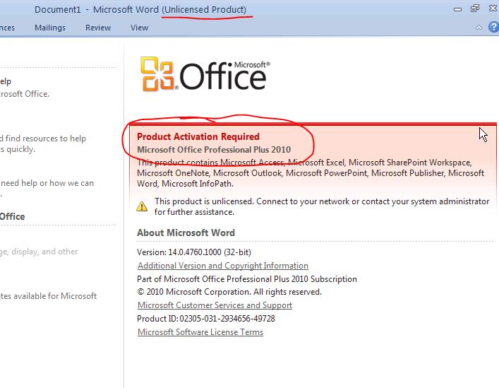 office2012-office365-nicht-aktiviert