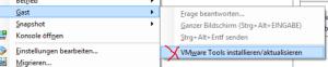 vmware-tools-installieren