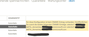 office365-dkim-dns-eintraege