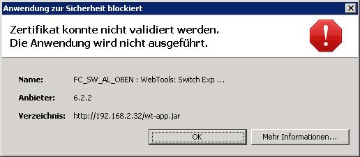java-zertifikat-konnte-nicht-validiert-werden