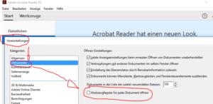 adobe-reader-werkzeugleiste-ausblenden